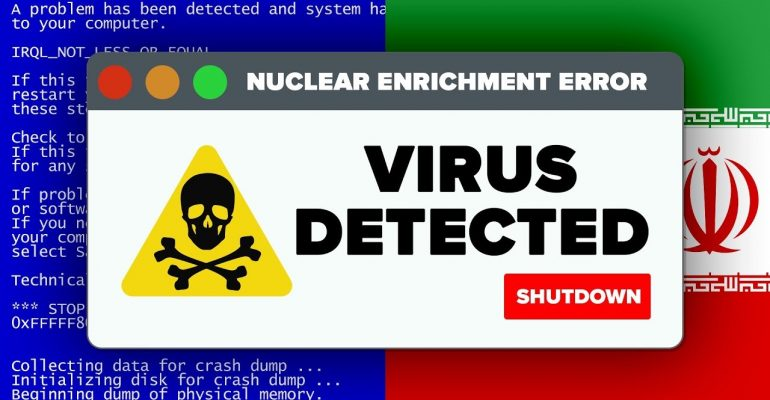 STUXNET, The virus that crippled a nuclear program