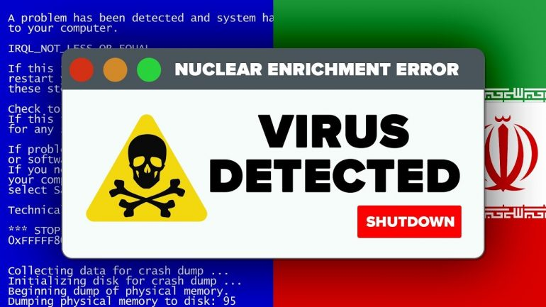 STUXNET, The virus that crippled a nuclear program